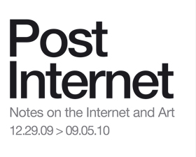 OUT NOW: Post Internet