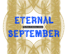 Eternal September: the catalogue now available!