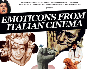 Emoticons from Italian Cinema