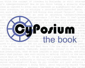 Link Editions + La Panacée: CyPosium – The Book