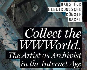 Collect the WWWorld at the House of Electronic Arts Basel