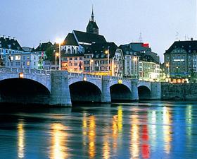 5 maggio: viaggio a Basilea
