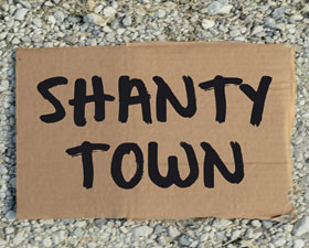 Shanty Town at MusicalZOO