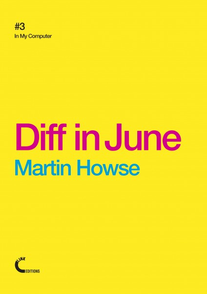 Diff in June by Martin Howse