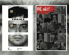 """Troika"": release and book launch at MSUM, Ljubljana"