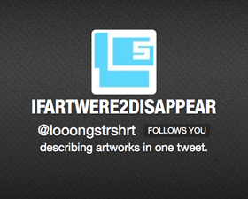 If Art Were to Disappear Tomorrow What Stories Will We Tell Our Kids? (@looongstrshrt)