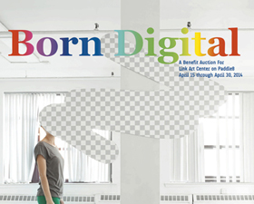 Born Digital: last hours to bid + some press and a catalogue