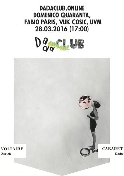 Plakat Dadaclub