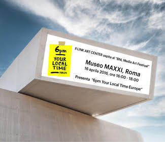The Link Art Center at MAXXI for the BNL Media Art Festival